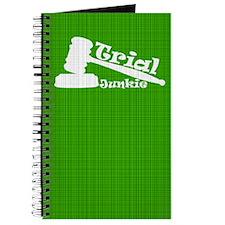 Trial Junkie (green) Journal