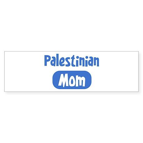 Palestinian mom Bumper Sticker