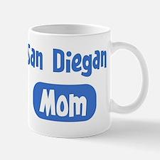 San Diegan mom Mug