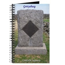 114th PA Infantry Journal