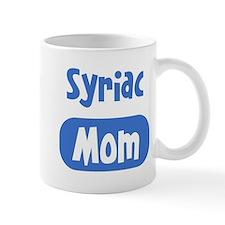 Syriac mom Mug