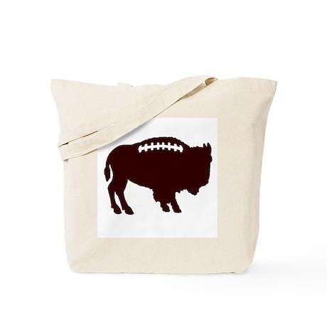 Buffalo Football Tote Bag