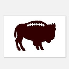 Buffalo Football Postcards (Package of 8)