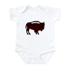 Buffalo Football Infant Bodysuit