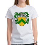Junius Family Crest Women's T-Shirt