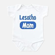 Lesotho mom Infant Bodysuit