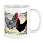 Black SL Chickens Mug