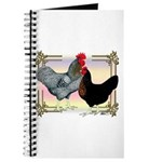 Black SL Chickens Journal