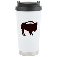 Buffalo Football Travel Mug
