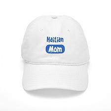 Haitian mom Baseball Cap