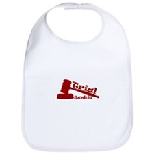 Trial Junkie (red) Bib