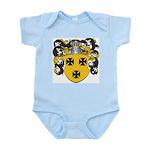 Keiser Family Crest Infant Creeper
