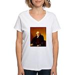 Bertin Women's V-Neck T-Shirt