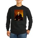 Bertin Long Sleeve Dark T-Shirt