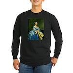 Bearn Long Sleeve Dark T-Shirt
