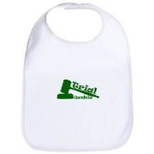 Trial Junkie (green) Bib