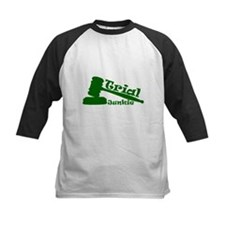 Trial Junkie (green) Tee