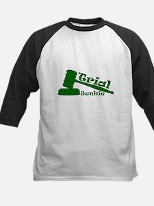 Trial Junkie (green) Tee