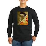 Hope Long Sleeve Dark T-Shirt
