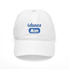 Gabonese mom Baseball Cap