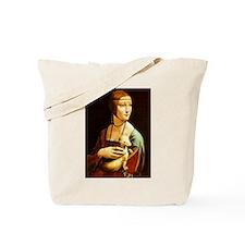 Ermine Tote Bag