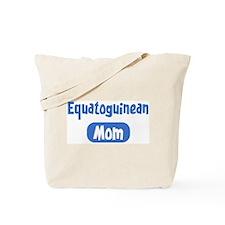 Equatoguinean mom Tote Bag