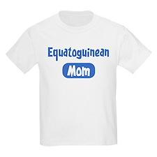 Equatoguinean mom T-Shirt