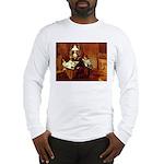 Dinner Long Sleeve T-Shirt