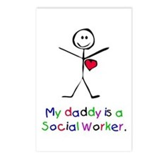 My Daddy is a SW Postcards (Package of 8)
