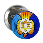 "Santa Cruz Jews 2.25"" Button (10 pack)"
