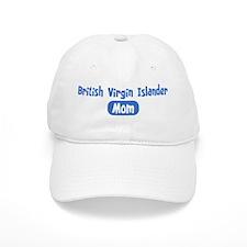 British Virgin Islander mom Baseball Cap