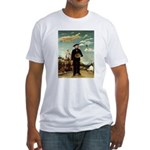 Myself Fitted T-Shirt