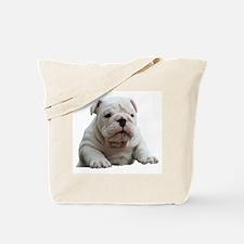 British Bulldog Tote Bag