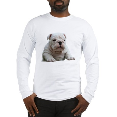 British Bulldog Long Sleeve T-Shirt
