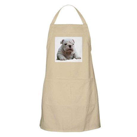 British Bulldog BBQ Apron