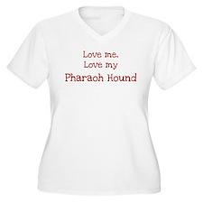 Love my Pharaoh Hound T-Shirt