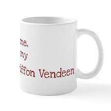 Love my Petit Basset Griffon Mug