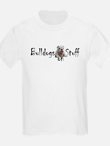 Bulldogs on Stuff T-Shirt