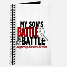 My Battle Too 1 PEARL WHITE (Son) Journal
