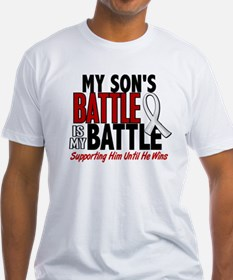 My Battle Too 1 PEARL WHITE (Son) Shirt