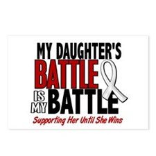 My Battle Too 1 PEARL WHITE (Daughter) Postcards (