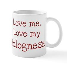 Love my Bolognese Mug