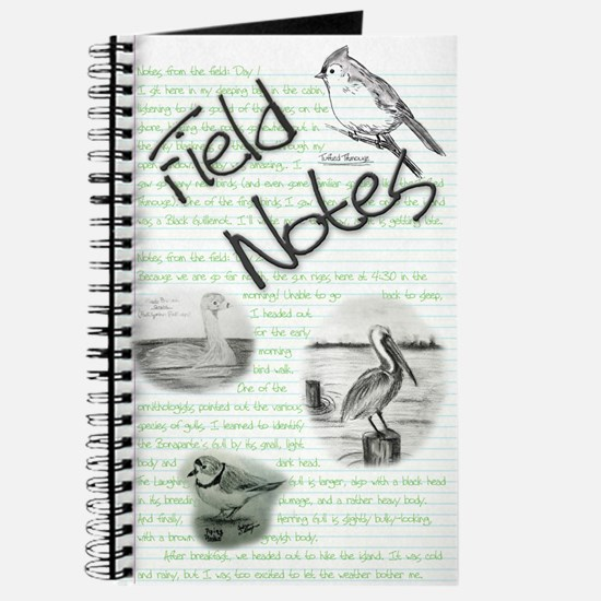 Birding Field Notebook Journal