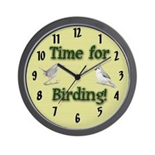 Birding Clock