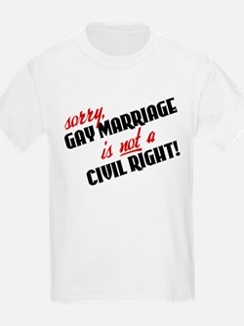 Not A Civil Right T-Shirt