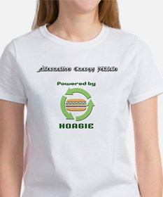 Powered by Hoagie Women's T-Shirt