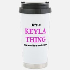 It's a Keyla thing, Stainless Steel Travel Mug