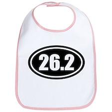 26.2 Marathon 262 oval Bib