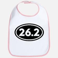 26.2 Marathoner 262 Oval Bib