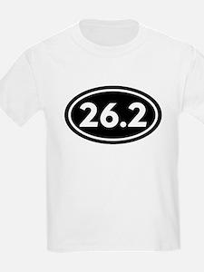 26.2 Marathoner 262 Oval T-Shirt